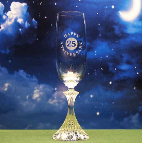 25th Anniversary Flute