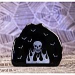 Up in Flames  Skull-Berg
