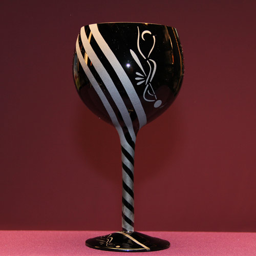 Deco Duo - Wine Glass