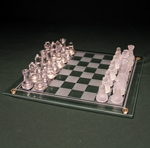 Mirrored Chess Set