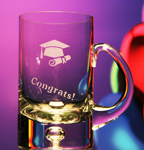 Congrats Beer Mug