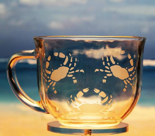 Crab Chowder Mug