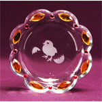 Easter Chick Paperweight