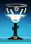 Flip Flop Cactus Glass