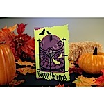 Halloween Ornament Greeting Card