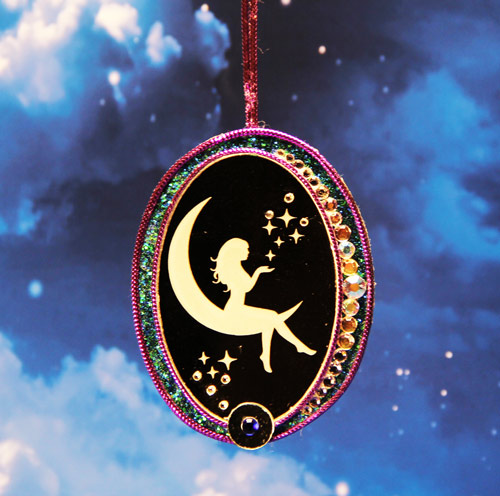 Moon Maiden Pendant
