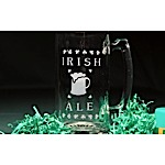 Irish Ale Beer Mug