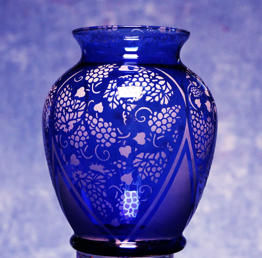 Dionysian Dream Vase