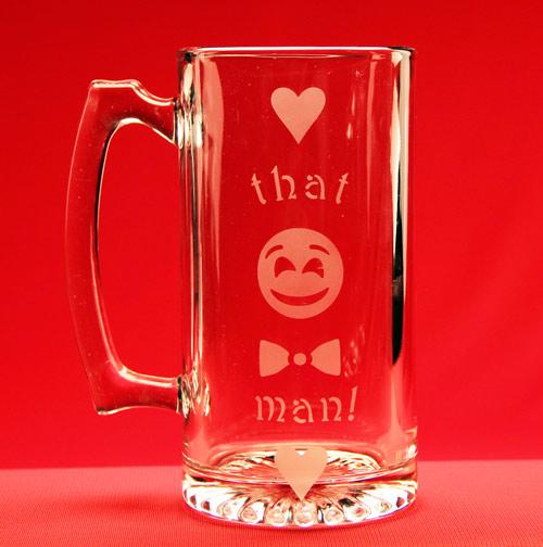 Love That Man Mug