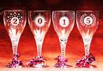 New Year Party Glasses