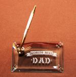 Dad Penholder