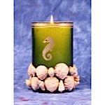 Seahorse Candle