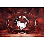 Thanksgiving Day Turkey Platter