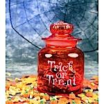 Trick or Treat Cookie Jar