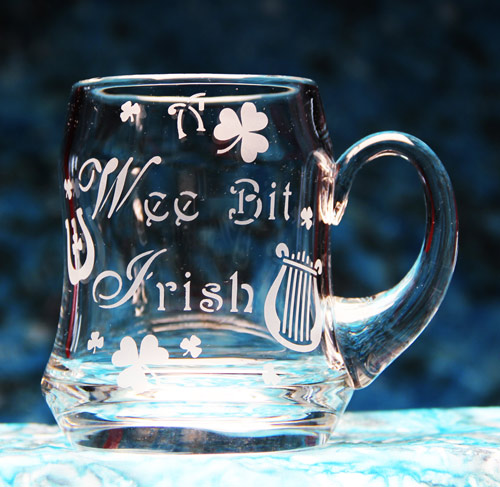 Wee Bit Irish Mug