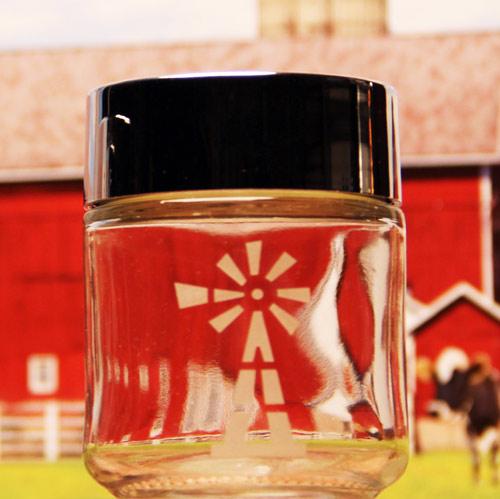 Windmill Shaker Jar