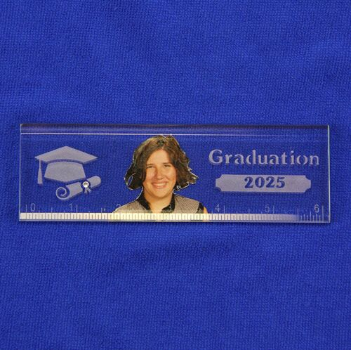 Graduation Photo Rulers