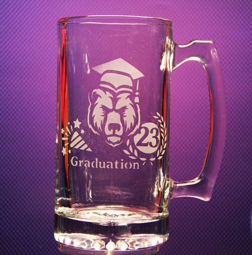 Mascot Graduation Celebration