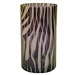 Smoked Zebra Glass