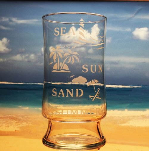 Sea Sun Sand SUMMER