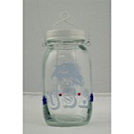USA Jar Lantern