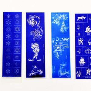 Glass Stencil Packs