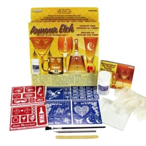 Glass Etching Kits
