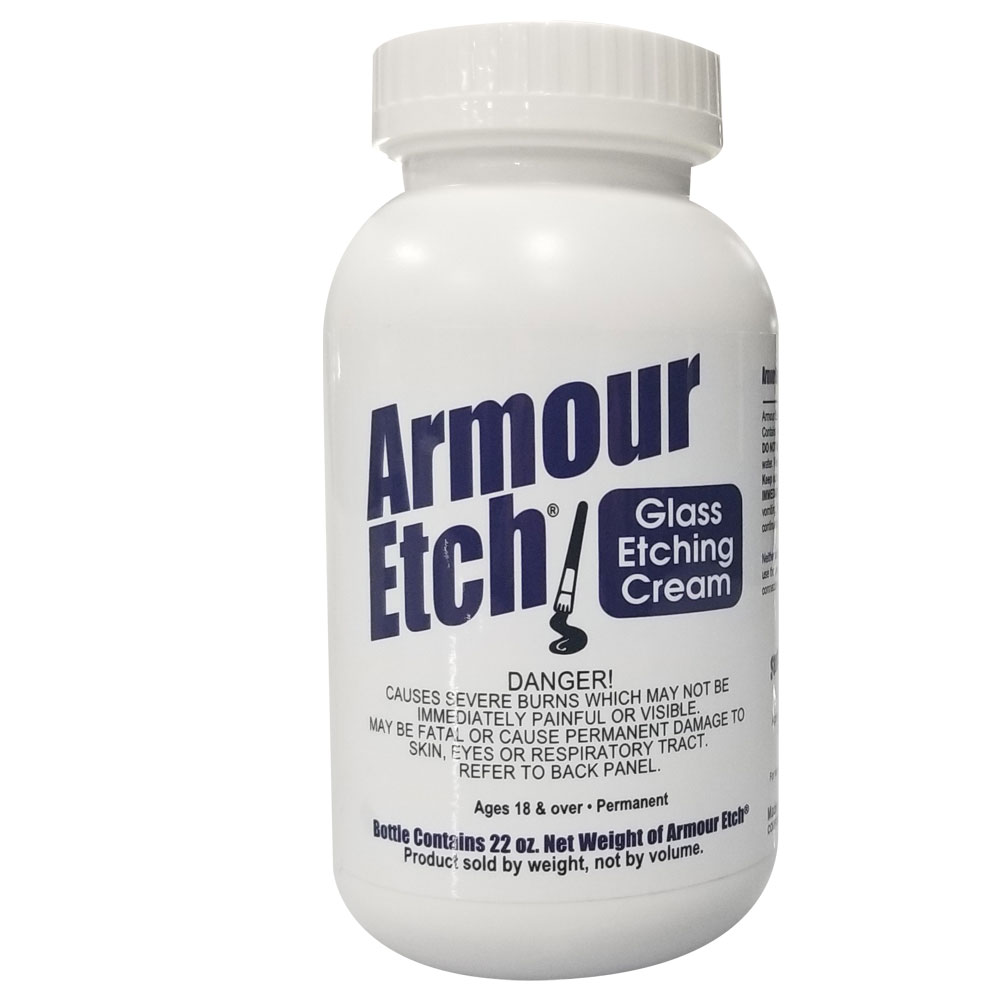 15-0250 - 22 oz Armour Etch Glass Etching Cream