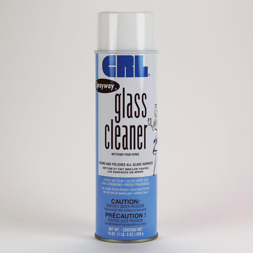 15-0315 - Commercial Quality Glass Cleaner 19oz.