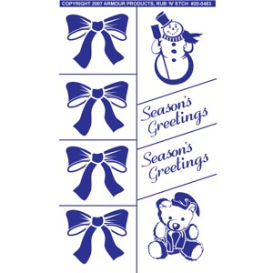 20-0483 - Holiday Bows