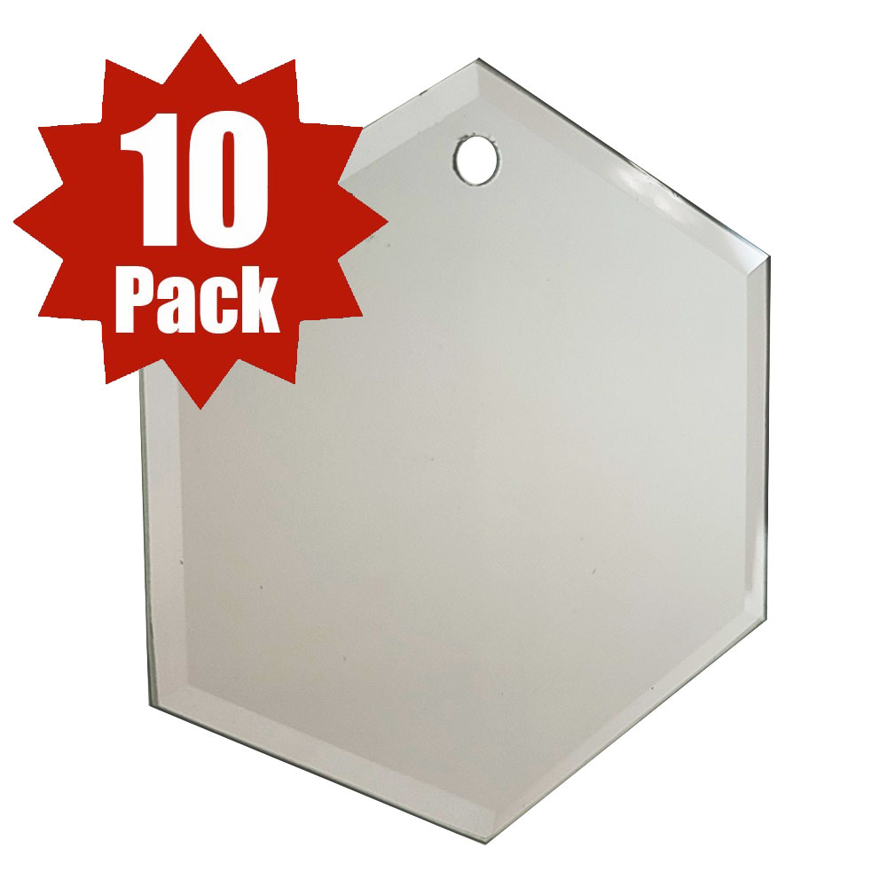 29-2608 - Thin Bevel Hexagon