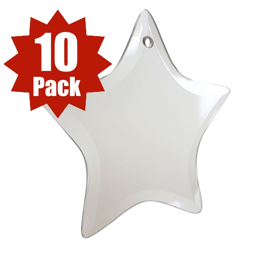 Thin Bevel Star