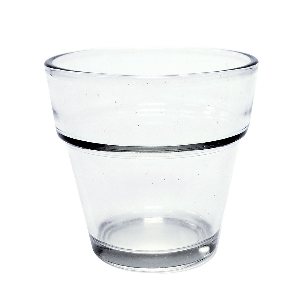 60-6908 - Mini Glass Flower Pot