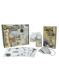 70-9000 - Deluxe Sand Etch Kit