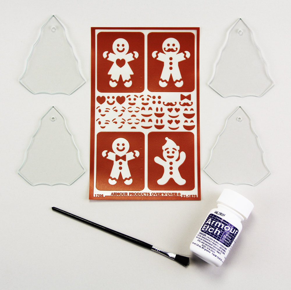 Family Trees Etch Kit