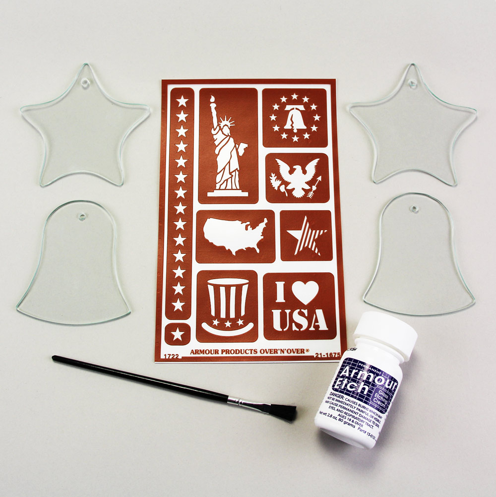 Patriotic Etch Kit