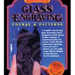 Glass Engraving Patterns (PDF DOWNLOAD)