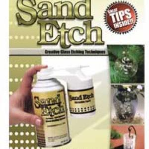 Sand Etch Book