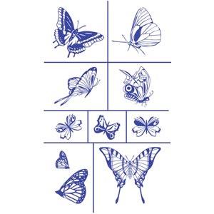 Asst. Butterflies