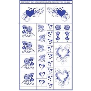 Designer Hearts