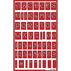 ONO Uppercase Alphabet