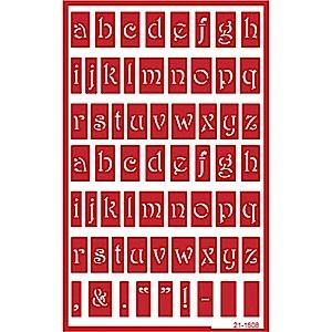ONO Lowercase Alphabet