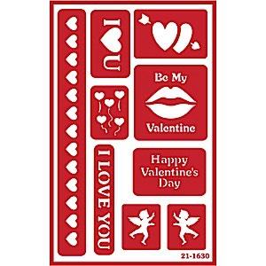 ONO Valentine sheet
