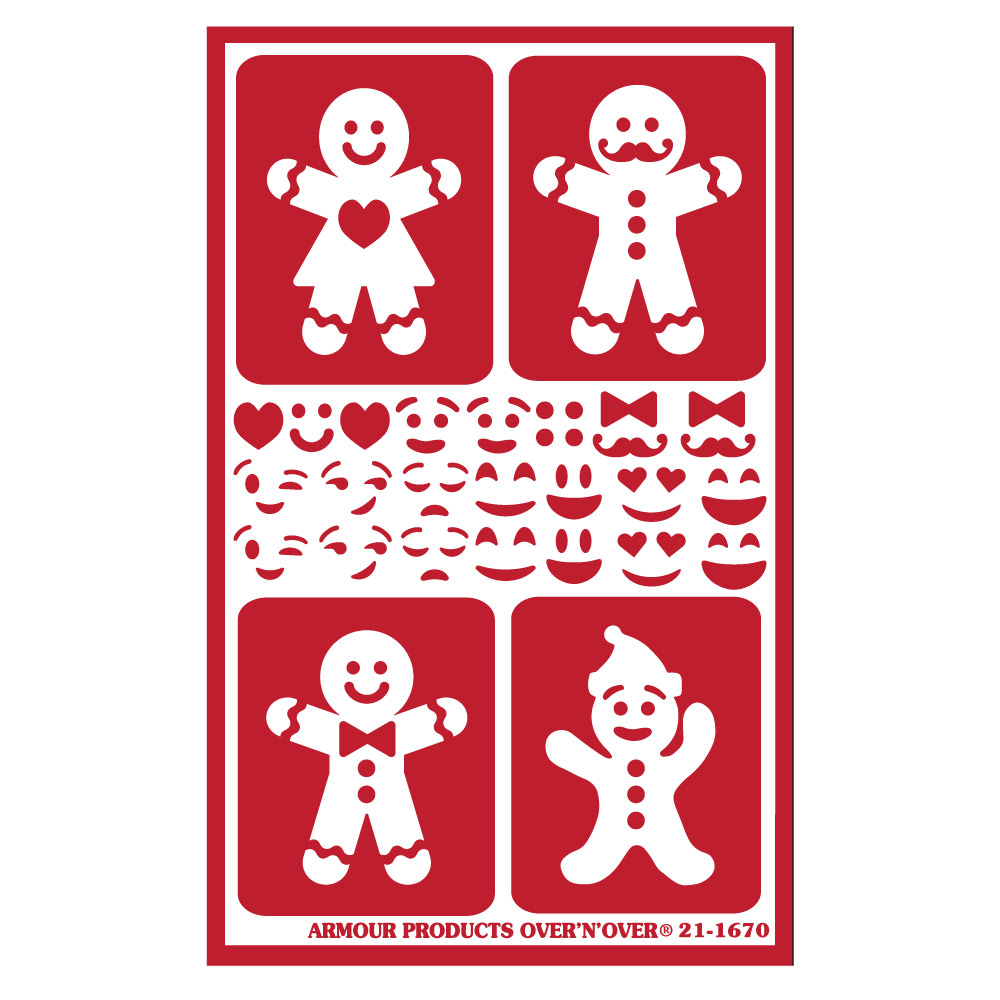 21-1670 - ONO Gingerbread Folks