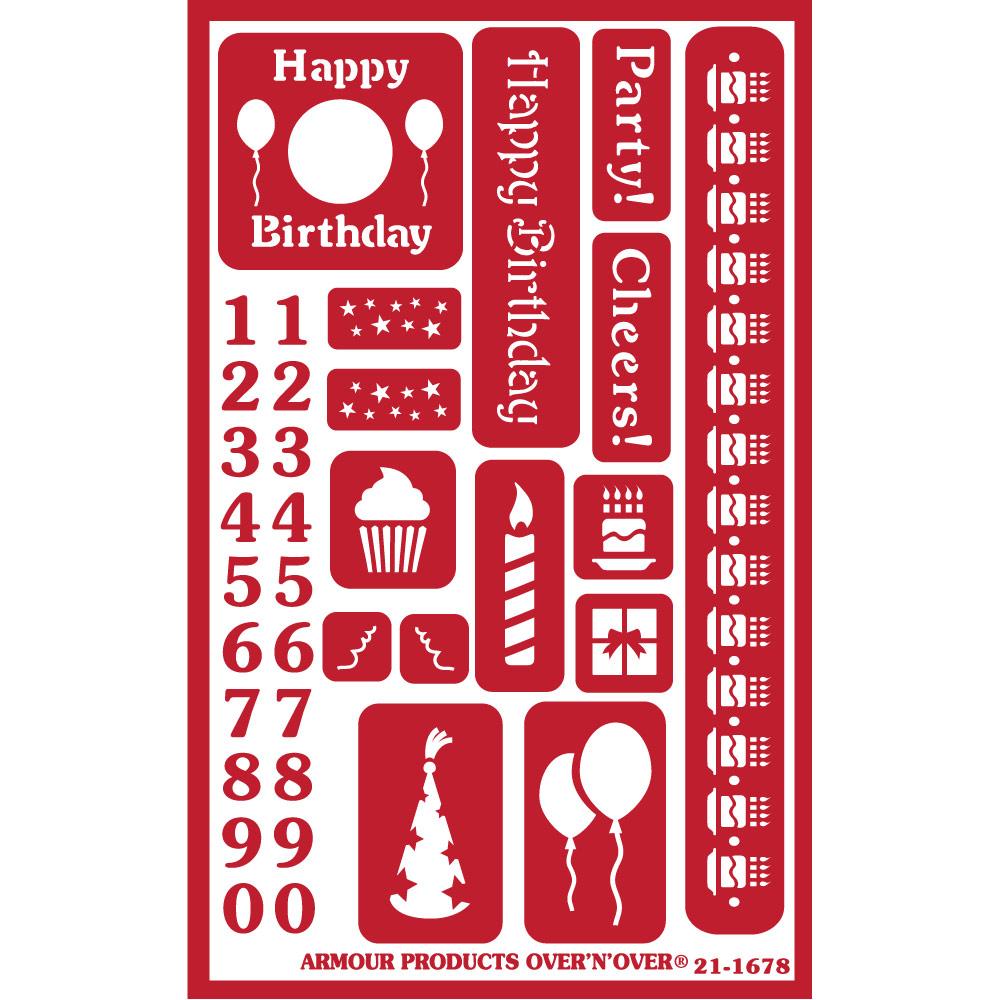 ONO Happy Birthday
