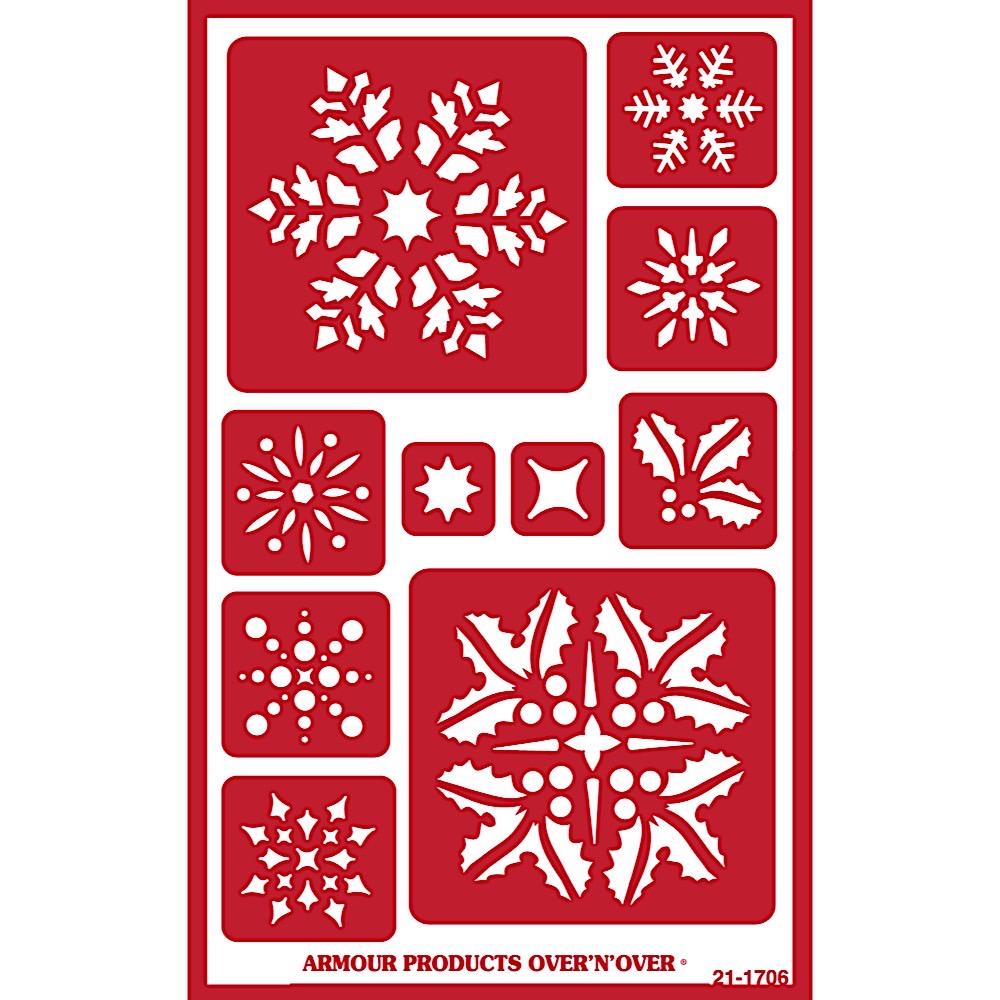 ONO Large Snowflakes