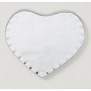 28-5003 - Scalloped 6 in. Heart
