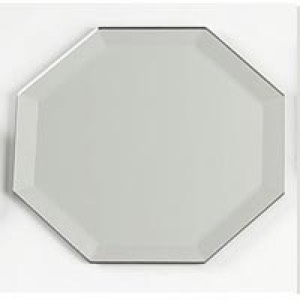 Beveled 10 in. Octagon Center Piece
