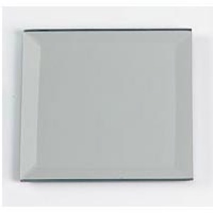 28-5095 - Beveled 4 in Mirror Square Coaster