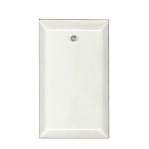 "29-2412 - Clear-3""x5"" Rectangle Thick Bevel"